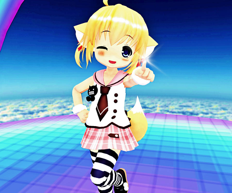 3d lolicon фото