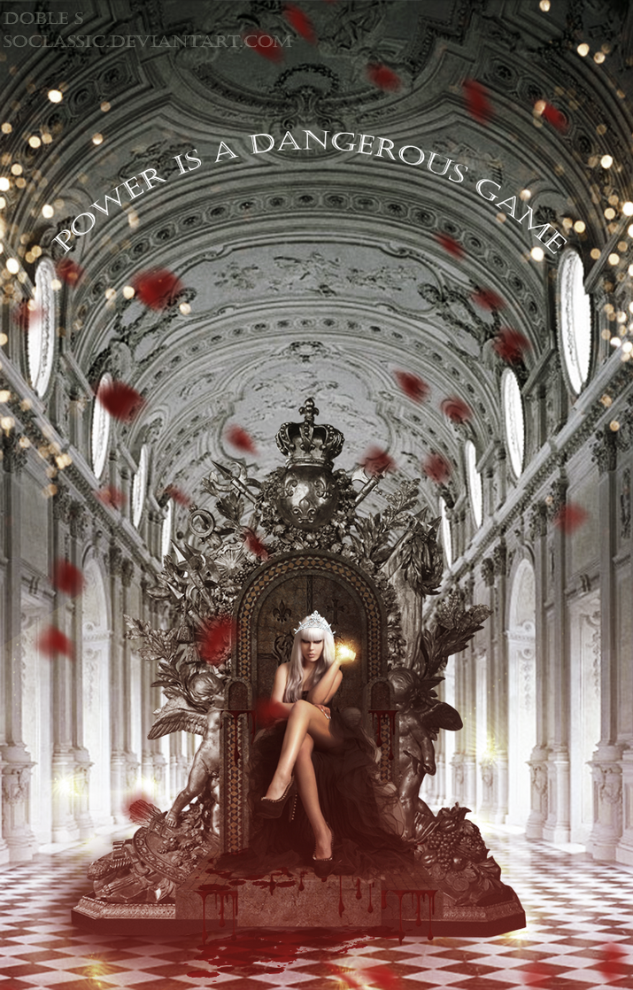 RED QUEEN - Victoria Aveyard by SoClassic