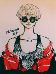 Aki No Swag by BlackBlink