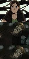 Peeta and Katniss by Nani-Mi