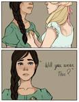Katniss and Madge