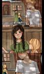 Peeta, Katniss and Prim