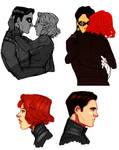 Natasha/Bucky