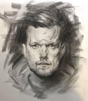 Portrait study / Practice 34 by AnaviTil