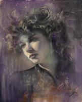 Pastel Portrait by AnaviTil