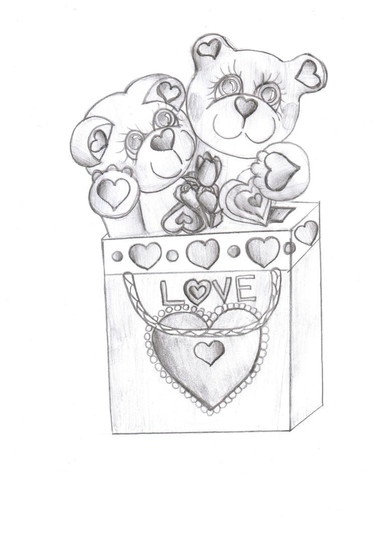 My Beary Valentine by Sinner-kun