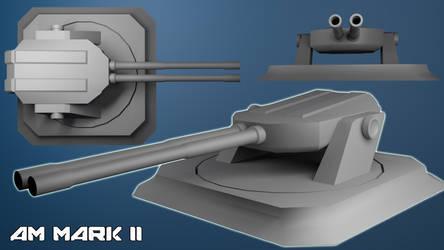 AM Mark II by Gnougnou