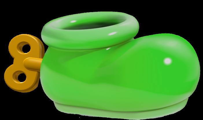 Goomba's Shoe 3D by BowserKoopa99
