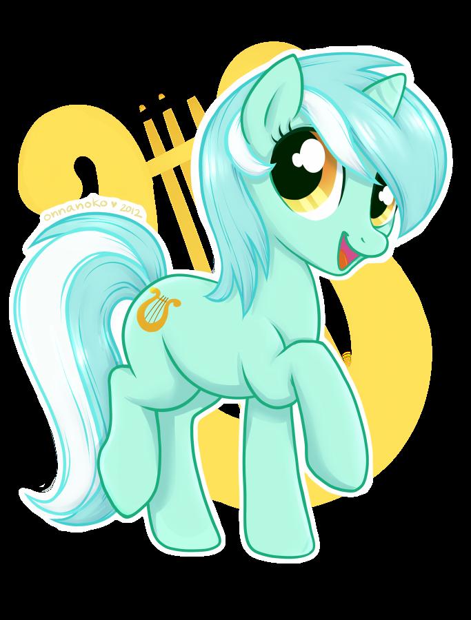 Lovely Lyra by onnanoko