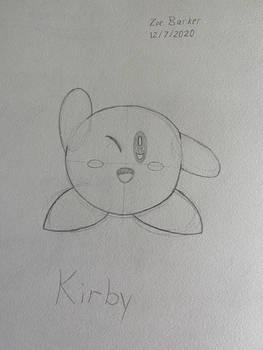 My First Kirby Sketch