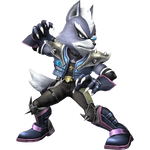 Wolf - Super Smash Bros. Brawl