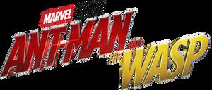 Ant-Man and the Wasp - logo (English)