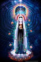 Divine Mother by alexpolanco