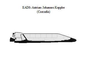 EADS-Astrium Johannes Keppler ATV by CascadiaSB