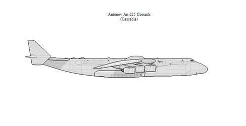 Antonov An-225 Cossack