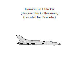 Korovin I-31 Flicker