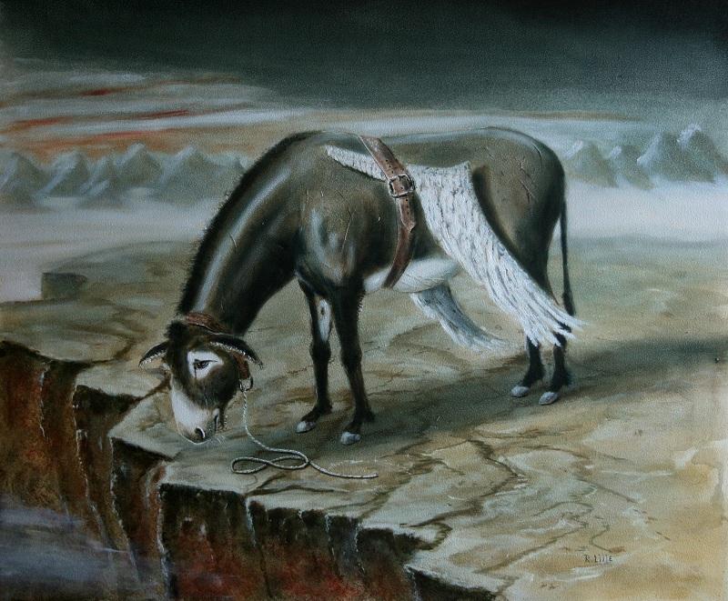 Pegasus by r-lilie