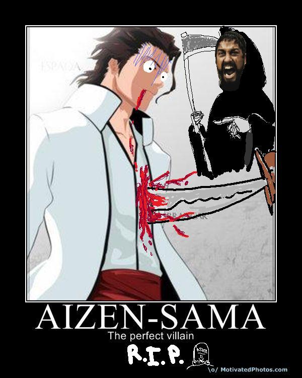 I hate Aizen-sama by lolliipOpGiirl