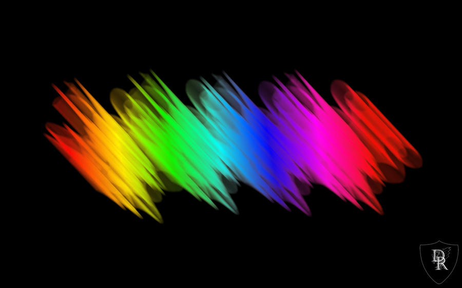 cool abstract rainbow backgrounds wwwimgkidcom the