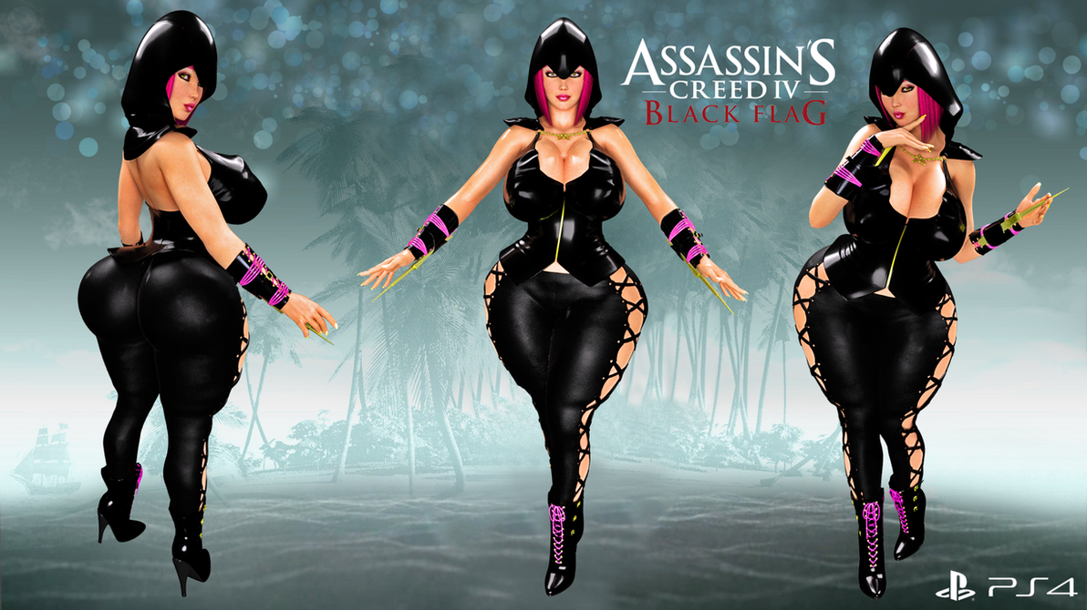 Assassin's creed brotherhood girls naked cartoon images