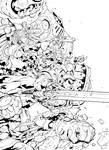Battle Chasers Nightwar by Joe Madureira - Part 1