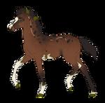 N7700 Padro Foal Design