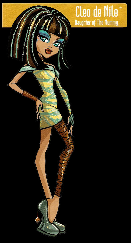 Cleo de Nile  Party Girl by WhittanyBrittanyBskt on DeviantArt
