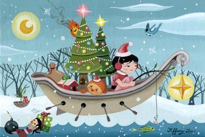 Fishing for a dream by Tiffanyliu