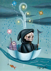 The Grim Reaper by Tiffanyliu