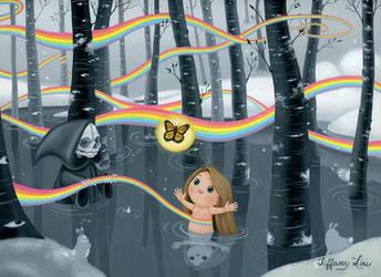 I follower Rainbows by Tiffanyliu