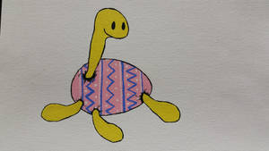 Easter Themed Shuckle for Charity Guild Project by rawrdoodles