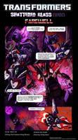 SG comic Farewell