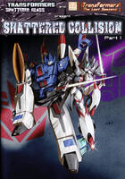 Shattered Collision Cover A by Kei Tomoe by shatteredglasscomic