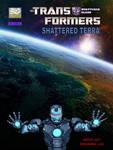 cover Shattered Terra by shatteredglasscomic