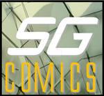 New logo SGComics by shatteredglasscomic