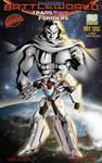 Battleworld Cover Megatron And Doom  By Shouyu by shatteredglasscomic