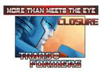 Teaser 1 MTMTE Closure - Ultra Magnus by shatteredglasscomic