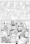 Transformers MTMTE Closure page 6 ink