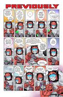 TF MTMTE Previously page by shatteredglasscomic