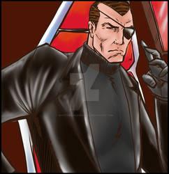 Shattered Battleworld Norman Osborn by shatteredglasscomic