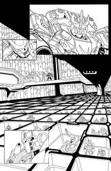 TF Cybertronians page 18 ink by shatteredglasscomic