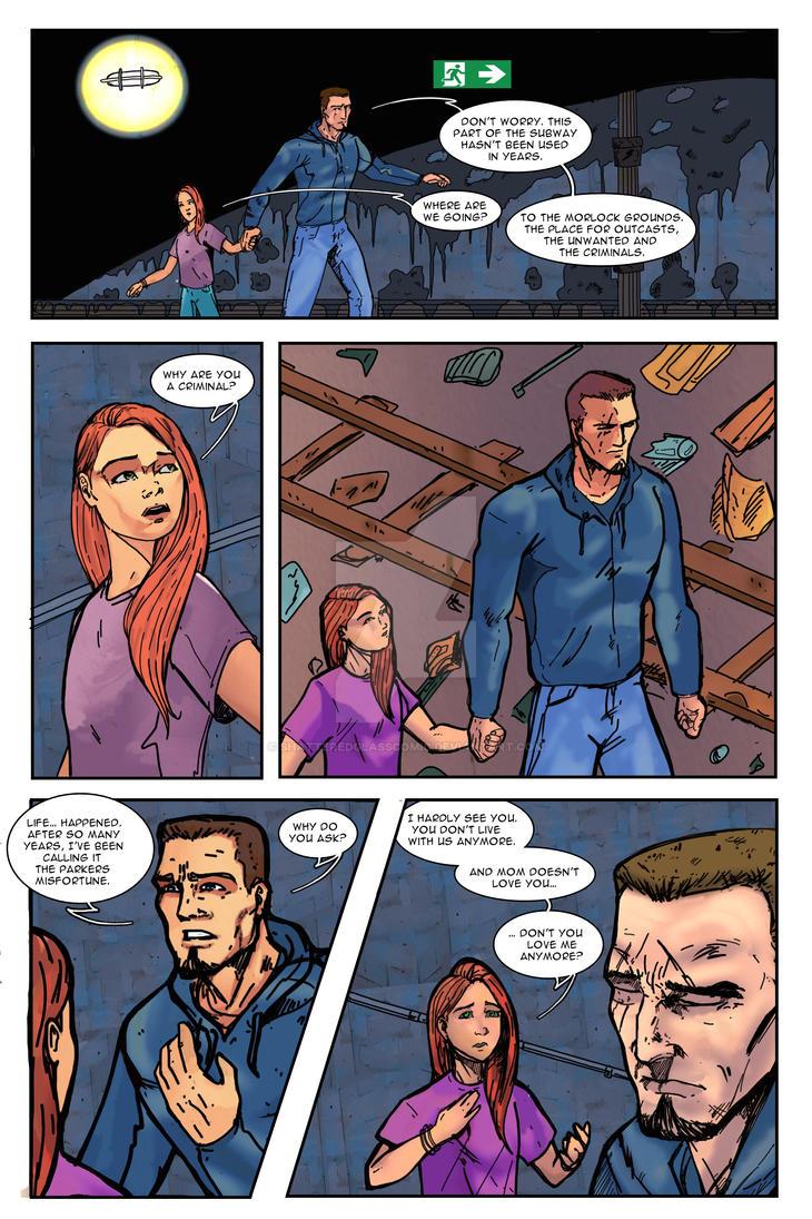 Shattered Battleworld page 20 by shatteredglasscomic
