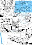 Shattered Battleworld page 23 ink