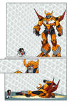 TF Cybertronians page 51 color by shatteredglasscomic