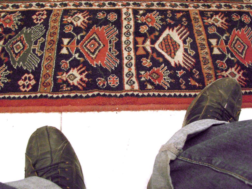 Persian Carpet by vahshat