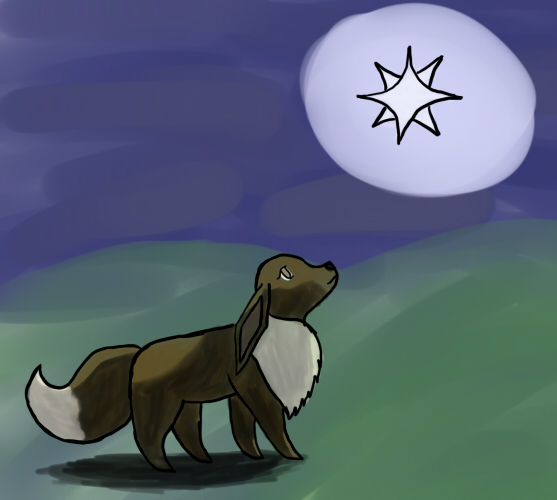 Eevee's Star by Riverclan23