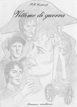 Cover of my unpublished novel