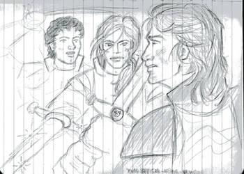 Barristan, Arthur, Brynden