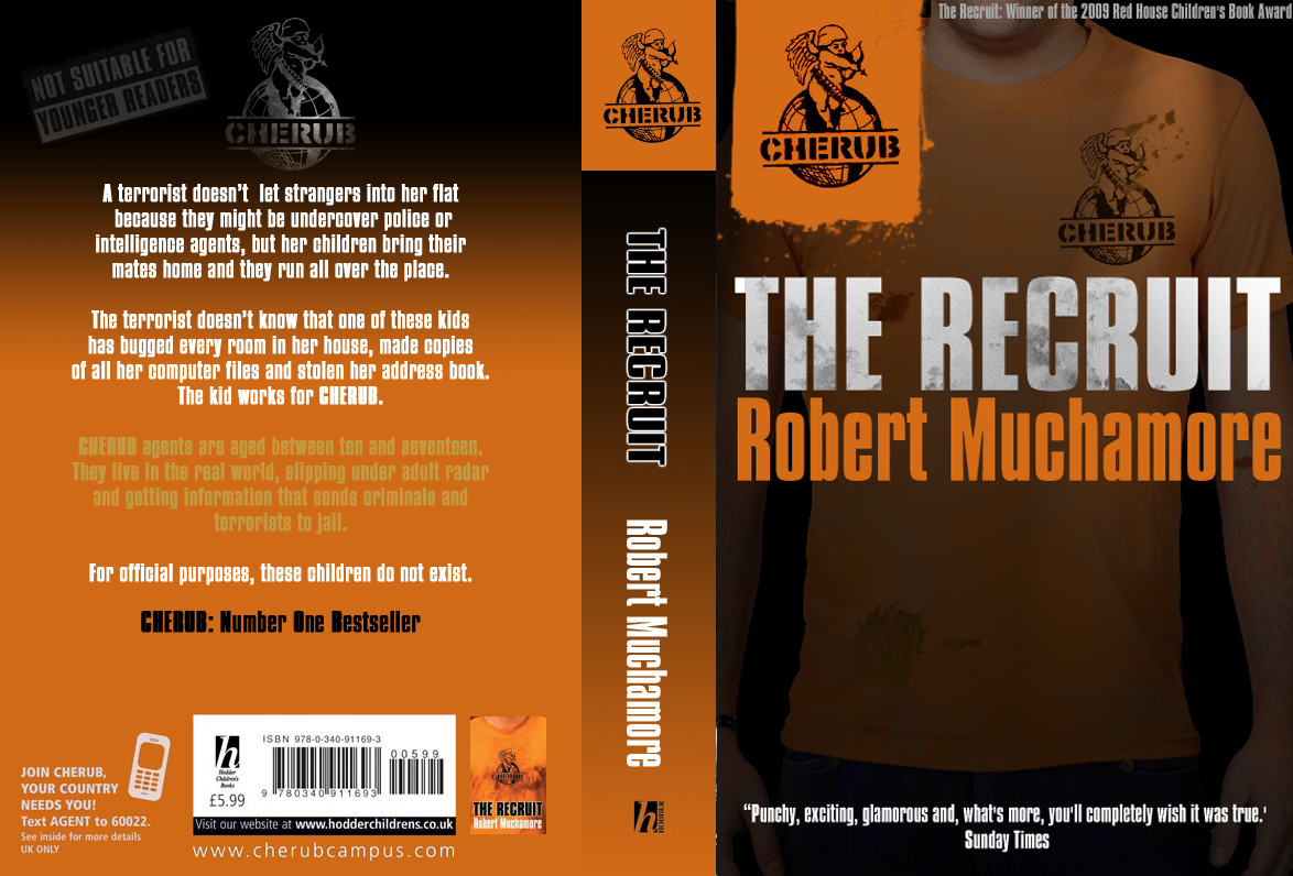 cherub the recruit graphic novel pdf download