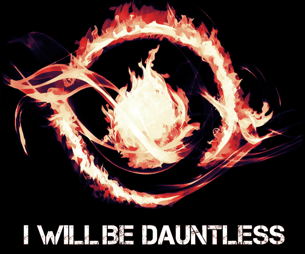 i will be dauntless by sashi0 on deviantart